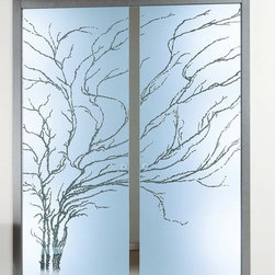 Albero Frameless Pocket Doors -