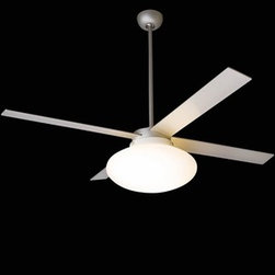 Modern Fan Company - Modern Fan Company | Cloud Ceiling Fan - Design by Ron Rezek.