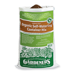 All-Organic Self-Watering Container Mix - Try Out This Eco-Friendly, Self-Watering Soil Mix For the Healthiest Plants