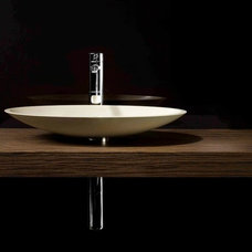 Modern Bathroom Sinks by MINOSA