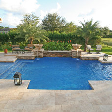 Swimming Pools And Spas by STONETILEUS