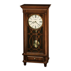 Howard Miller - Howard Miller 85TH ANNIVERSARY EDITION Triple Chime Mantel Clock | LORNA - 635170 LORNA