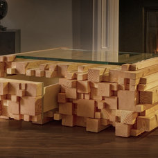 Modern Coffee Tables by Purcell Living