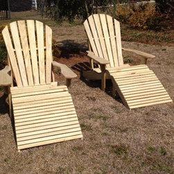 Furniture - Adirondack chairs