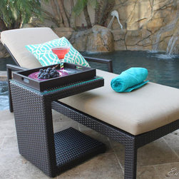 Wicker Lounge Chairs | Lounges - Premium quality Resin Wicker