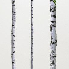 Contemporary Decals by WallsNeedLove
