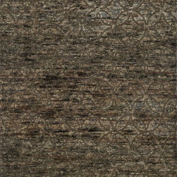 "Loloi - Loloi Sahara SJ-02 (Pinebark) 5'6"" x 8'6"" Rug - If it's a stylish statement you seek to make, then we have the rug for you. From India, the Sahara Collection updates living areas with a fresh take on nomadic, Moroccan inspired rugs. Sahara is hand knotted with two different fibers - jute and wool - the later forms the ethnic patterns in each design. Available in traditional off-whites and gorgeous blues."