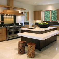 Contemporary Kitchen by k studios