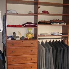 Traditional Closet by California Closets Maryland