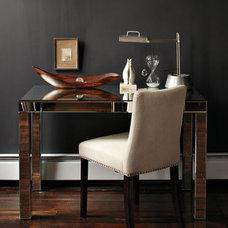 Parsons Mirror Desk | west elm