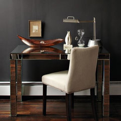 Parsons Mirror Desk | west elm