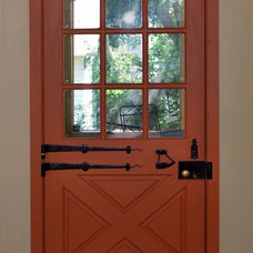 Traditional Entry by Heritage Metalworks, Ltd.