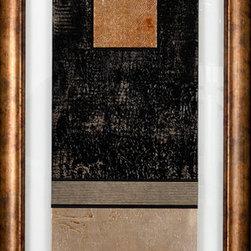 Paragon Decor - Mercer II Artwork - Exclusive Mixed Media - Clear Acrylic Mat