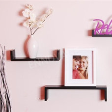 Wall Shelves by Justin Hou