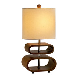 Adesso - Adesso 3202-15 Rhythm Table Lamp - Adesso 3202-15 Rhythm Table Lamp