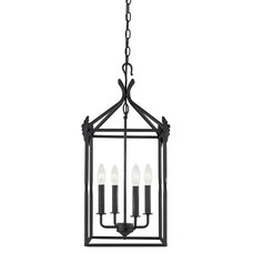Amazon.com: World Imports Lighting 61405-42 Hastings 6-Light Lantern, Rust: Lamp