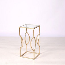 Contemporary Side Tables And Accent Tables by Interior HomeScapes