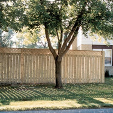 Traditional Fencing by Roma Fence