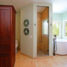 Contemporary Bathroom by Surge - ATX