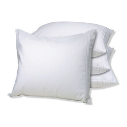 None - Allergy Guardian Ultimate Cotton Pillow Encasings - This 100-percent cotton pillow encasing offers nighttime allergy relief by effectively blocking dust mite and pet allergens as well as bed bugs. The best in hypoallergenic bedding,Allergy Guardian Ultimate encasings are breathable and soft.