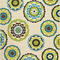 Contemporary Outdoor Rugs by Home Decorators Collection