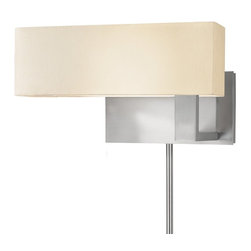 """Sonneman Lighting - Sonneman Lighting 7026.13F Mitra Contemporary Compact Swing Right Wall Sconce - Shade rotation: 180° 16.5"""" maximum extension. Pin-up with (2) 12"""" cord covers."""