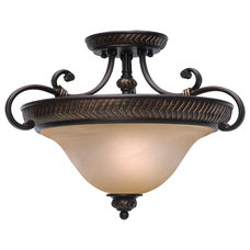 Traditional Ceiling Lighting by Carolina Rustica