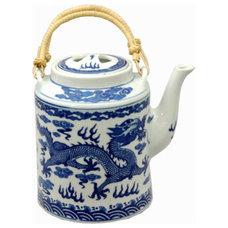 Asian Kettles by Oriental Furniture