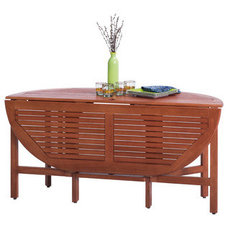 Dining Tables Phat Tommy Celebration Drop Leaf Table