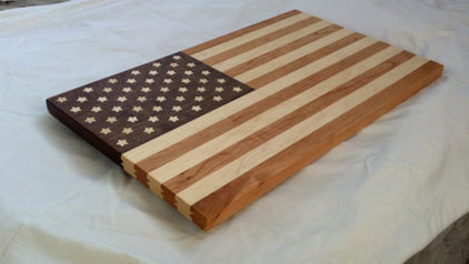 Eclectic Flags And Flagpoles by Etsy