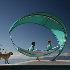 Eclectic Hammocks And Swing Chairs by WAVE