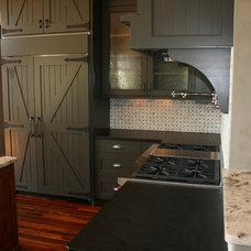 Traditional Kitchen by Buffington Homes South Carolina