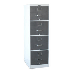 Filing Cabinets - 4 drawer