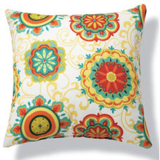 Traditional Outdoor Cushions And Pillows by Grandin Road