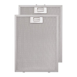 "Replacement Filter for Domier 2100 Series 36"" Island-Mount Range Hood - Make cooking more enjoyable with the replacement filters for Domier 2100 Series 36"" Island-Mount Range Hood, which trap unpleasant cooking odors and grease."