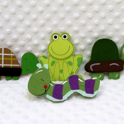 Turtle Outlet Socket Plug Covers - These outlet covers provide both safety and decor to any room.