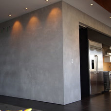 Contemporary  by Crown Plaster Inc.