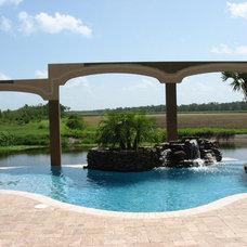 by Pleasure Aquatech Pools