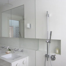 Contemporary Bathroom by ANNA CARIN Design