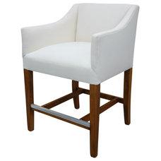 Living Room Chairs by Bjork Studio