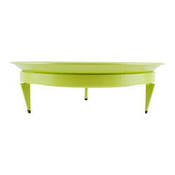 Basin Mod Dish, Verdant (Lime Green)