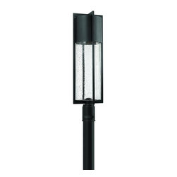 Hinkley - Hinkley Shelter One Light Buckeye Bronze Post Light - 1321KZ - This One Light Post Light is part of the Shelter Collection and has a Buckeye Bronze Finish. It is Outdoor Capable, and Wet Rated.