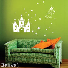 Kids Wall Decor by WallDecalsTime