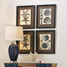 Tropical Artwork Coastal Art Collection