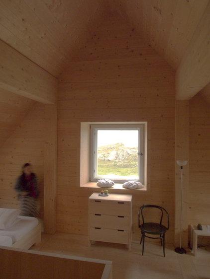 Contemporary Bedroom by John Hill