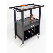 Wine Racks Mendoza Wine Cart