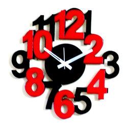 Designer wall clocks 094 -