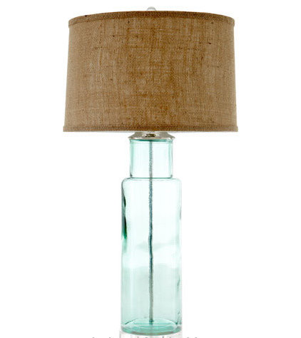 contemporary table lamps by Eva Goicochea