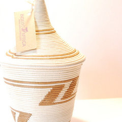 eclectic baskets by Indego Africa