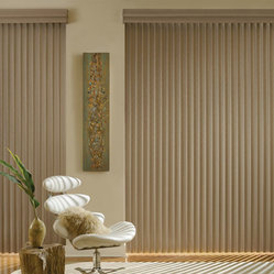 Hunter Douglas Cadence Soft Vertical Blinds